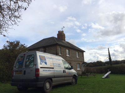 safer chimney - chimney sweep Havant